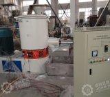 Plastik-Belüftung-PET BOPP Wachs-CaCO3-heißer Mischer