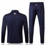 Camisola-Longo-Luva-Camisa-Homem-Futebol-Fato de desporto-Funcionar-Treinamento-Revestimento-Sportswear de alta qualidade do futebol