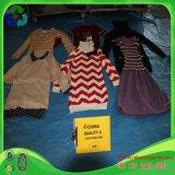 Mann-Strickjacke-Winter-Kleidung verwendete Kleidung für Verkauf