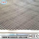 Low Carbon Steel Punched Metal Mesh for Windproof