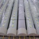 Plastic+Aluminum de 1200mm T8 LEIDENE Lichte 85-265V 18W SMD2835 T8 Buis van de Buis