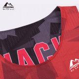 Pallacanestro uniforme Jersey della nuova di stile ultima di disegno di marchio di misura squadra respirabile su ordinazione asciutta di sublimazione