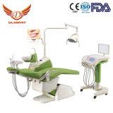 이동할 수 있는 치과 손수레를 가진 Gladent 직업적인 치과 의자