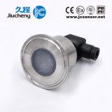 * Flat-Diaphragm higiénica de Esgoto Transdutor de Pressão Transmissor de pressão do tanque de leite (JC670-01)