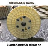 Bobbin ABS en plastique de haute qualité pour les fils et câbles