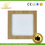Monté en Surface lumière LED pour panneau en aluminium