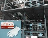 Inmersión de guantes desechables guantes médicos de la máquina que hace la máquina