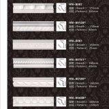 Polyurethan-dekoratives Panel, das PU-Gesims-Stuhl-Schienen Hn-82112 formt