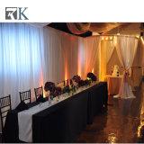 El tubo portable y cubre el contexto de los kits para la boda y la feria profesional
