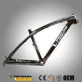 Peças de bicicletas 31,6 mm Seat Post Mountian carbono Aluguer Frame 27,5er