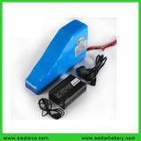 Batería recargable de Ebike del ion del litio de la dimensión de una variable del triángulo del paquete de la batería de la E-Bici de 48V/de 52V 20ah