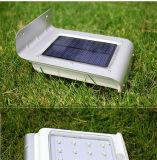 luz solar de la pared LED de la luz al aire libre del jardín de 1W