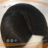 가득 차있는 인간적인 Virgin 머리 여자 가발 (PPG-l-01739)