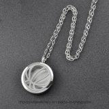 Halsband van de Verspreider van Aromatherapy van de Juwelen van de Manier van het Ontwerp van het basketbal de Hete Verkopende