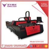 machine de découpage de laser de fibre d'acier inoxydable de 1000W /2000W