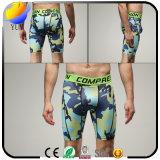 Calzamaglia all'ingrosso di Short di sport dei pantaloni di scarsità della compressa del Mens