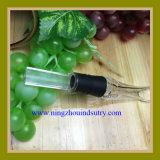 Neues magisches Wein-Belüftungsanlagen-acrylsauerdekantiergefäß
