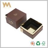 De luxe Aangepaste Vakjes van het Parfum van het Witboek van het Ivoor Verpakkende voor Arabië