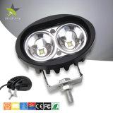 La meilleure lumière de vente de travail du chariot élévateur 20W DEL des accessoires 4inch de véhicule