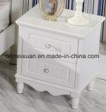 安い価格(M-X3091)の白い木のキャビネット
