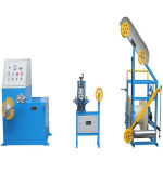 Máquina de enrolamento automática do carretel de máquina 2017 e de fio de enrolamento do fio de Qiapang