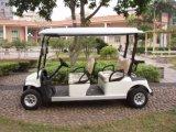 Batteriebetriebenes weiter reichendes 4 Seater Golf-Auto China-für Großverkauf