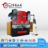 Elektrohydraulische CNC-Servosteuerung-verbiegende Maschine, Platten-Presse-Bremse