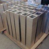 Encaixar o perfil de extrusão de alumínio da Estrutura de alumínio