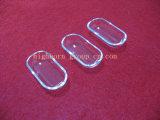Bote de cristal de cuarzo personalizado