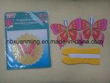 Parte de decoración Adornos colgantes de papel