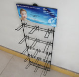 Crémaillères d'étalage en métal crémaillères/d'étalage/système s'arrêtants de commerce de détail