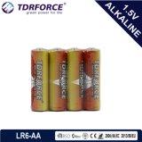 Mercury&Cadmium freie ultra alkalische Batterie (LR03/AAA Size/AM4)