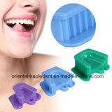 Retrattore di gomma apri del silicone di bocca del puntello del blocchetto dentale del morso