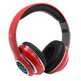 Cuffia senza fili infiammante di Light-up FM Bluetooth della grande protezione LED dell'orecchio