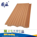 Vast lichaam 140*20mm WPC Decking met water&Slip-Bestand