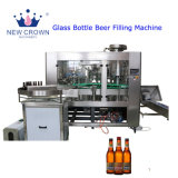 заводская цена 750 мл Isobaric стеклянную бутылку пива Полуавтоматическая машина