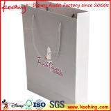 Bello sacchetto galattico della maniglia di acquisto della carta patinata di marchio di colore