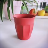 Buntes Bambusfaser-Cup mit umweltfreundlichem (YK-BC4140)