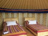Openlucht het Kamperen van de Familie Mongoolse Tent