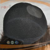 Volle Handtied brasilianische Haar-Spitze-Perücke (PPG-l-0583)