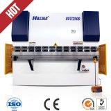 Verbiegende Machine/CNC Presse-Bremsen-Maschine