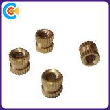 GB/DIN/JIS/ANSI Stainless-Steel/прорезанный шаг слова Carbon-Steel штемпелюющ втулку частей фикчированную медную