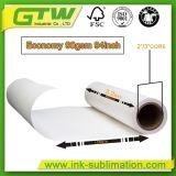 La economía FW90GSM de sublimación de papel para impresión de inyección de tinta de secado rápido digial