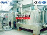 Saco de Psd que levanta o centrifugador industrial da descarga superior