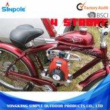 Gasolina 4 tiempos Motor bicicleta kit de motor a gas