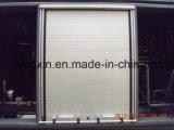 De rodadura del obturador automático/Roll up de policarbonato transparente de puerta/cubierta arrollable