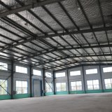 研修会/倉庫のためのプレハブの建物の鉄骨構造