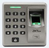 Zkteco biometrische Vernetzungs-Dienstleistungssklavenleser des Fingerabdruck-RFID (FR1300)