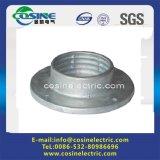 Flansch-Unterseite für Porzellan-Isolierung/Aluminiumbefestigung