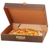 Commerce de gros et du papier bon marché Boîte en carton ondulé pour pizza